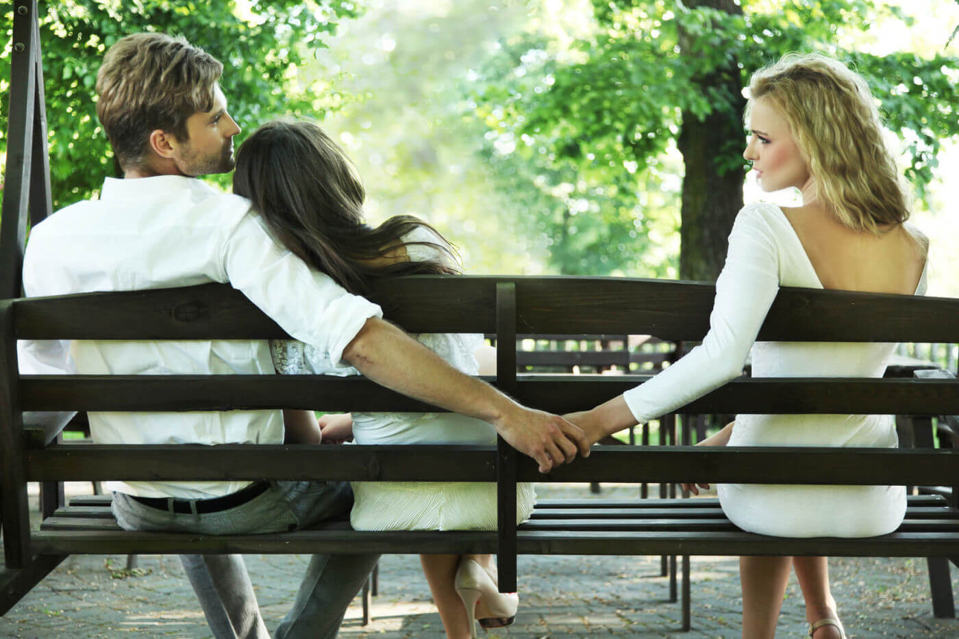 What Dating A Recently Separated Man Taught Me About Marriage Life