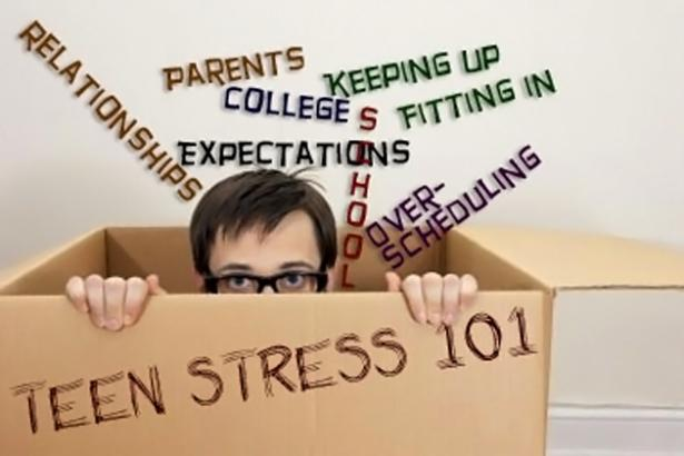 Teenage stress